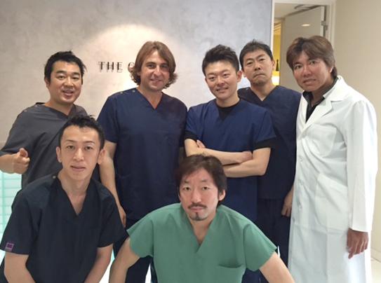 Dr,Gentile セミナー2日目:脂肪移植に関するディスカッション