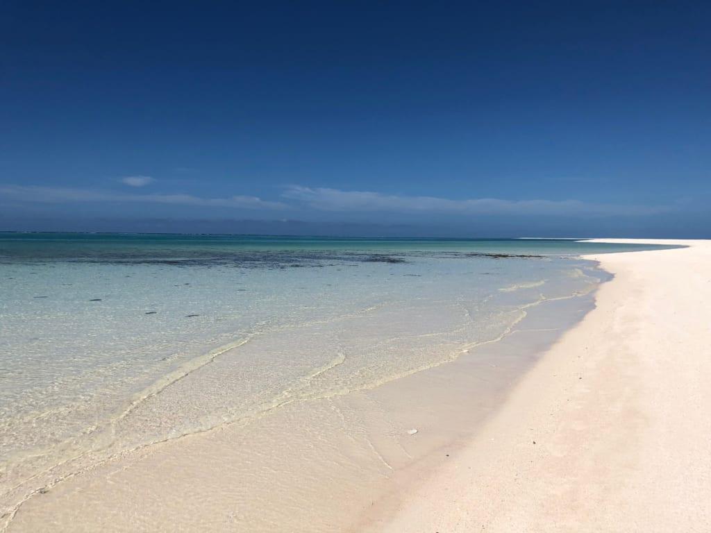 休暇:青い海を眺めてリフレッシュ
