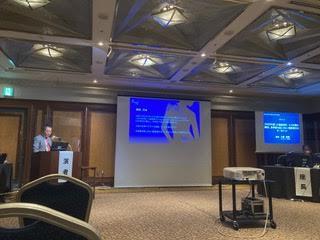 43回日本美容外科学会総会:痩身、脂肪吸引のシンポジウムで発表。